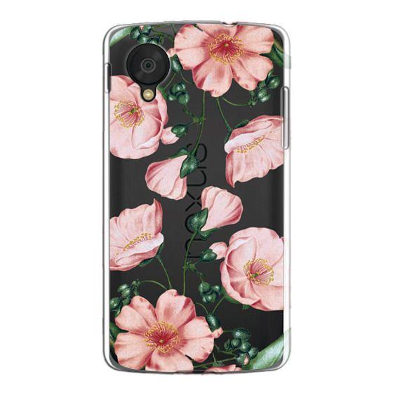 Nexus 5 Cases - Calandrinia