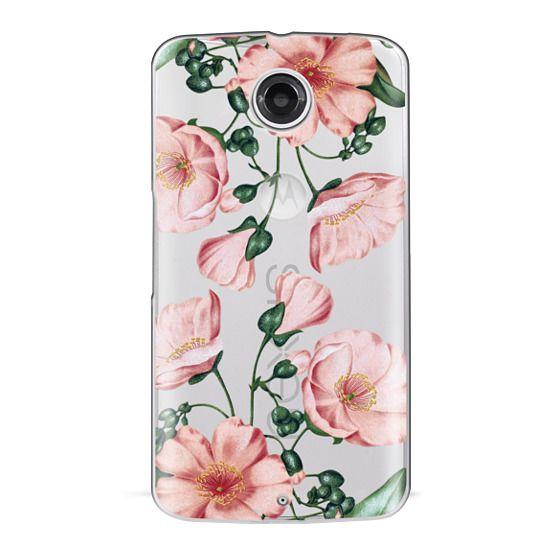 Nexus 6 Cases - Calandrinia