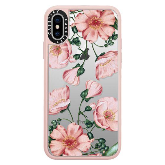 iPhone X Cases - Calandrinia