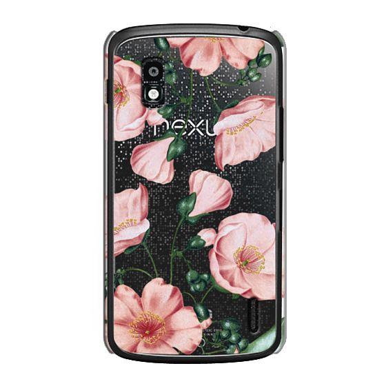 Nexus 4 Cases - Calandrinia