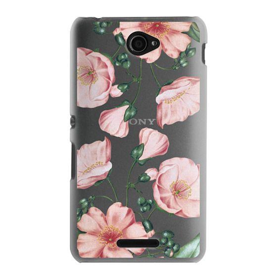 Sony E4 Cases - Calandrinia