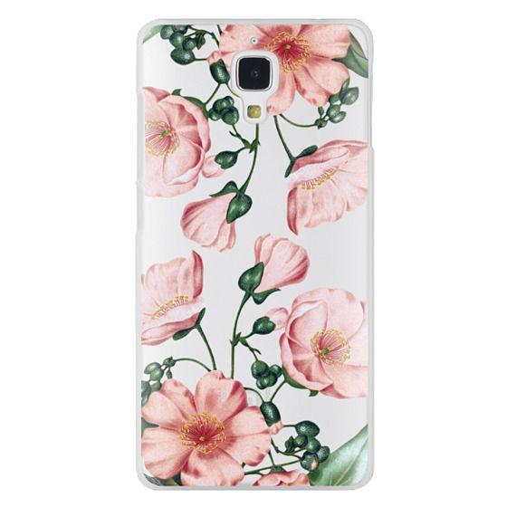 Xiaomi 4 Cases - Calandrinia