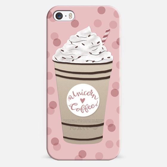 iPhone 5s Case - Unicorn Coffee