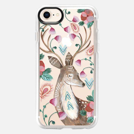 Animal Soul - Deer - Snap Case