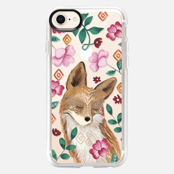 Animal Soul- Fox - Snap Case