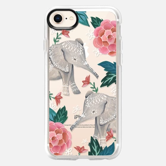 Animal Soul - Elephant - Snap Case