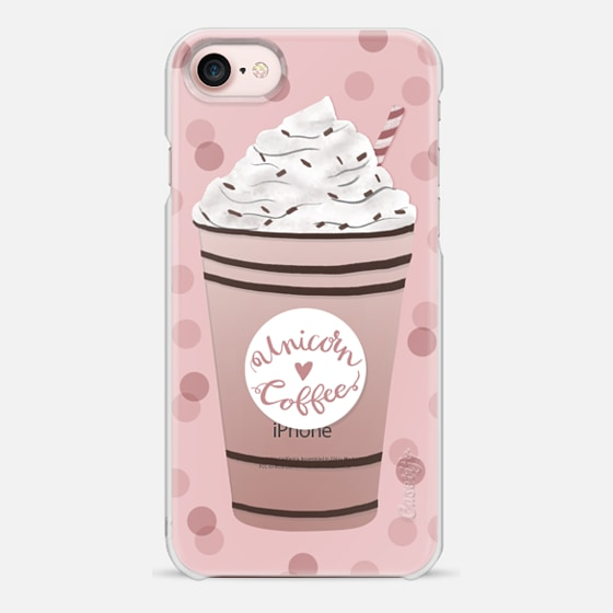 iPhone 7 Case - Unicorn Coffee