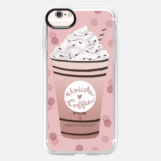 iPhone 6s 保护壳 - Unicorn Coffee