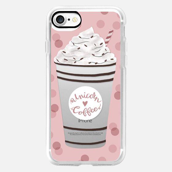 Unicorn Coffee - Snap Case