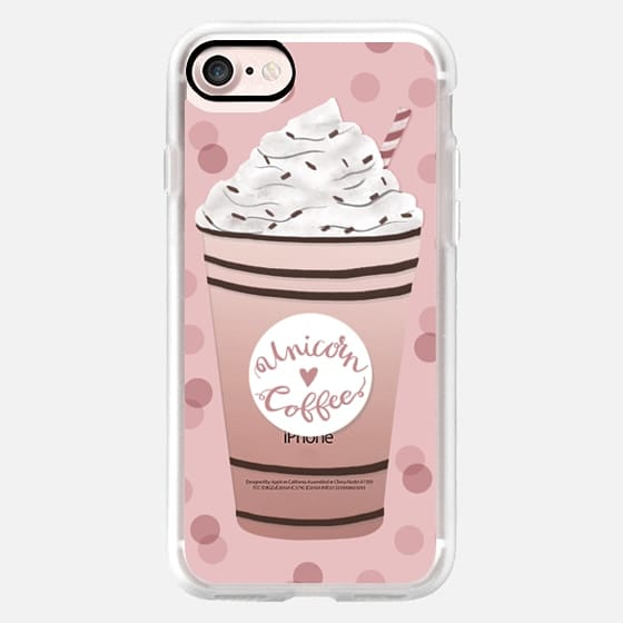 Unicorn Coffee - Snap Case