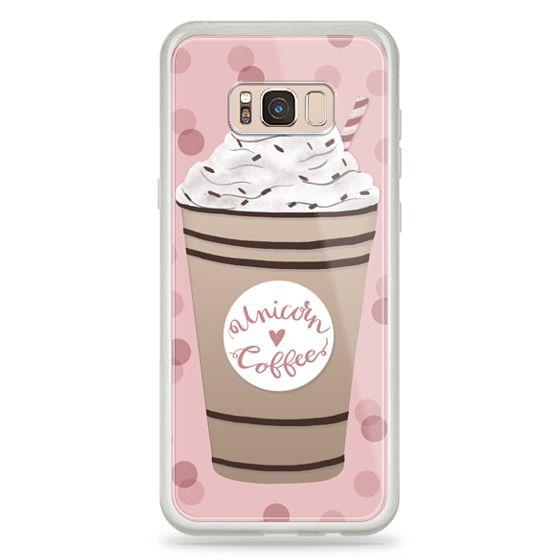 Galaxy S8 Plus Case - Unicorn Coffee
