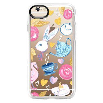 Grip iPhone 6 Case - Alice in Wonderland