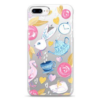 Snap iPhone 7 Plus Case - Alice in Wonderland