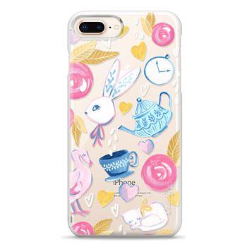 Snap iPhone 8 Plus Case - Alice in Wonderland