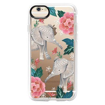 Grip iPhone 6 Case - Animal Soul - Elephant