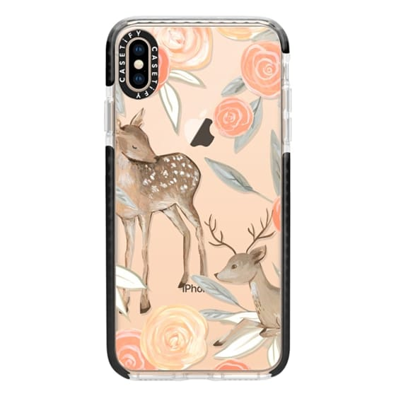 iPhone XS Max Cases - Romantic Deers