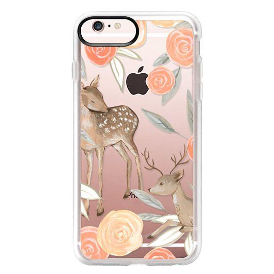 iPhone 6s Plus Cases - Romantic Deers