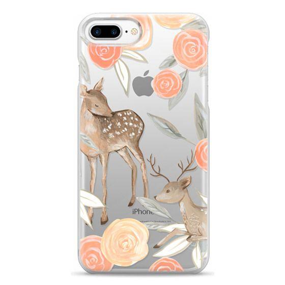 iPhone 7 Plus Cases - Romantic Deers