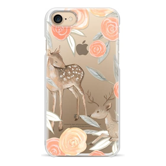 iPhone 7 Cases - Romantic Deers