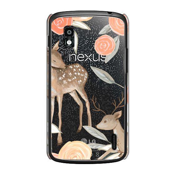 Nexus 4 Cases - Romantic Deers