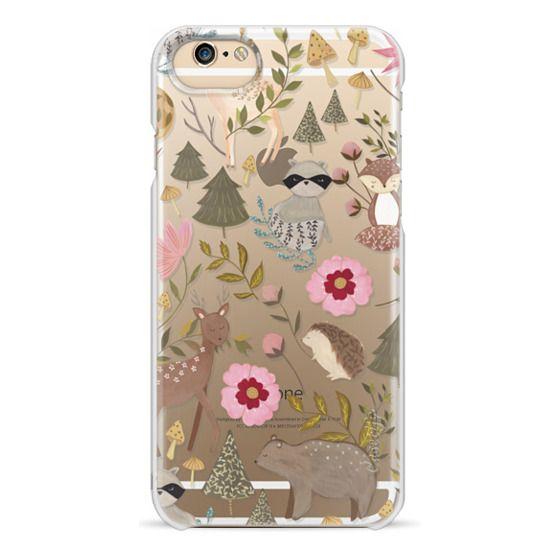 iPhone 6 Cases - Woodland