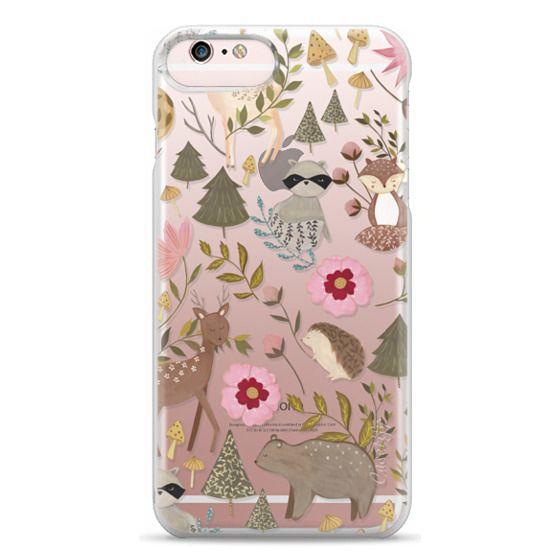 iPhone 6s Plus Cases - Woodland