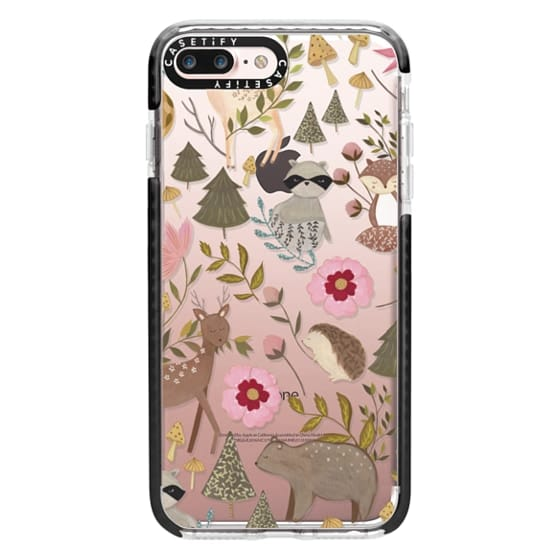 iPhone 7 Plus Cases - Woodland