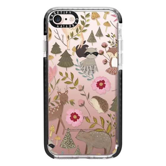 iPhone 7 Cases - Woodland