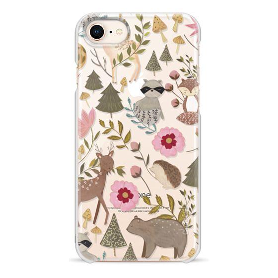 iPhone 8 Cases - Woodland