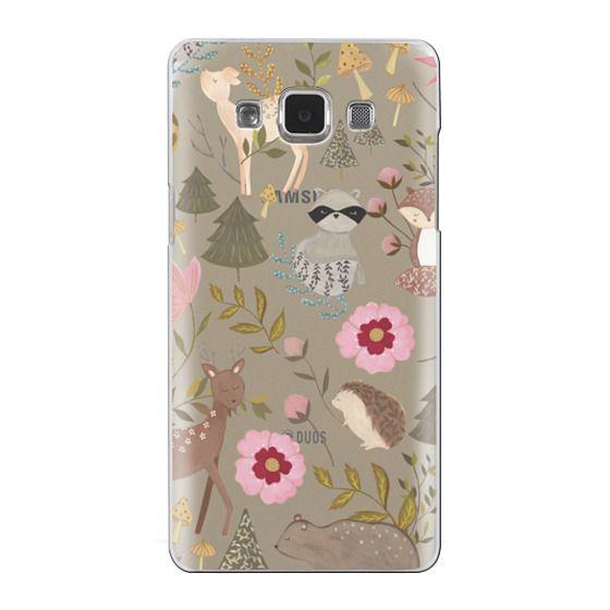 Samsung Galaxy A5 Cases - Woodland