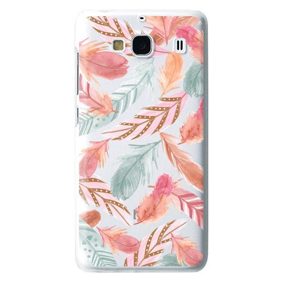 Redmi 2 Cases - Boho Feathers
