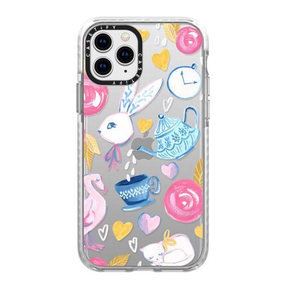 iPhone 11 Pro Cases - Alice in Wonderland