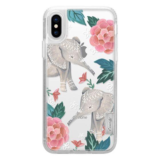 iPhone X Cases - Animal Soul - Elephant