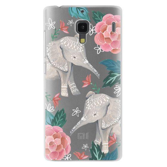 Redmi 1s Cases - Animal Soul - Elephant
