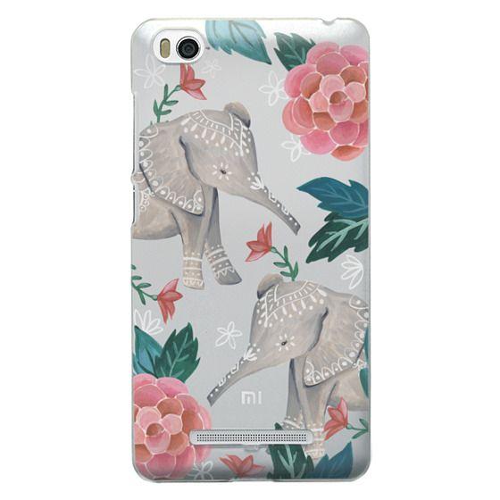 Xiaomi 4i Cases - Animal Soul - Elephant