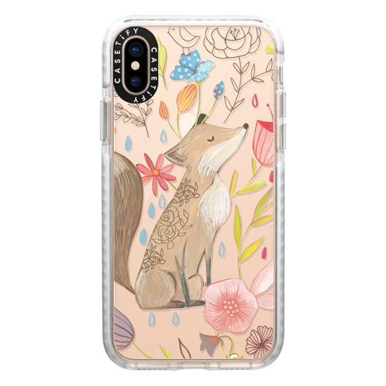 iPhone XS Cases - Boho Fox