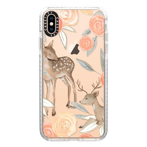 iPhone XS Max Cases - Romantic Deers