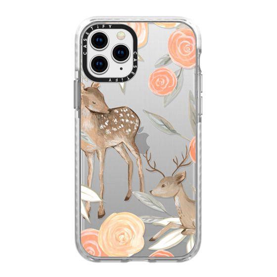 iPhone 11 Pro Cases - Romantic Deers