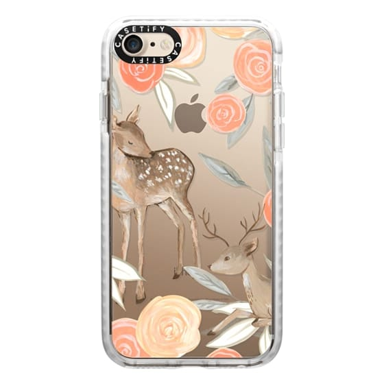 iPhone 7 Cases - Romantic Deers