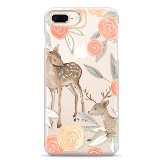 iPhone 8 Plus Cases - Romantic Deers