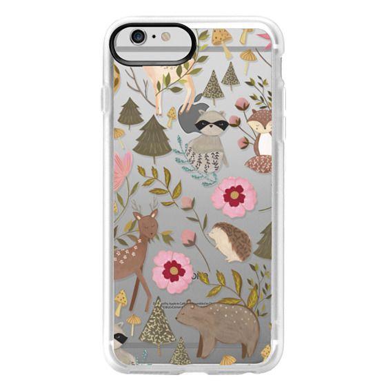 iPhone 6 Plus Cases - Woodland