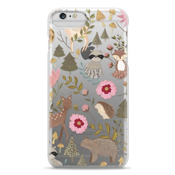 iPhone 6s Plus Cases - Woodland