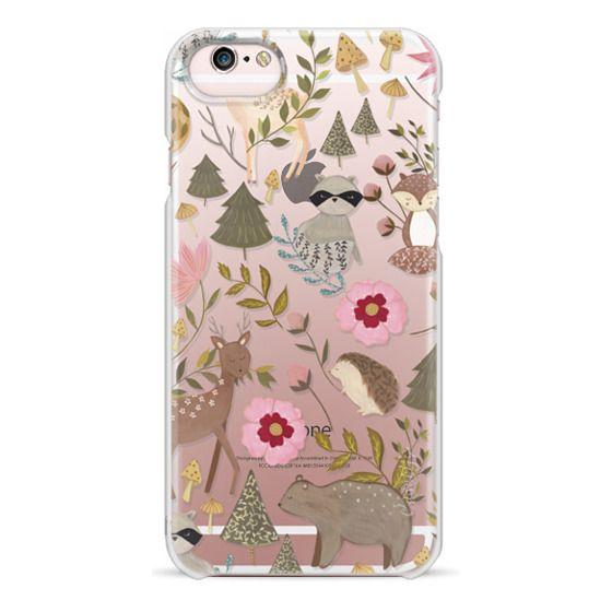 iPhone 6s Cases - Woodland