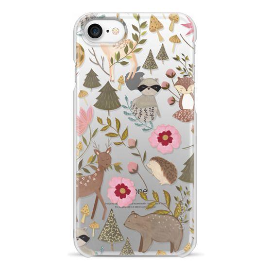 iPhone 7 Cases - Woodland