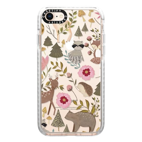 iPhone 8 Cases - Woodland