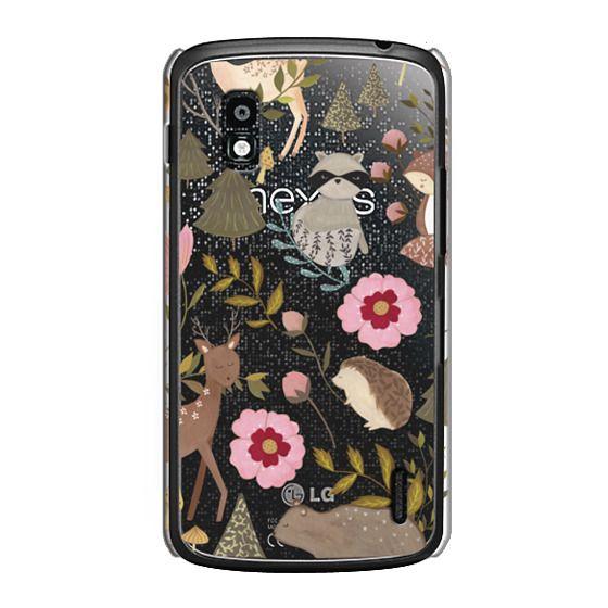Nexus 4 Cases - Woodland