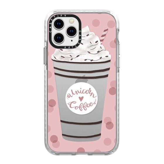 iPhone 11 Pro Cases - Unicorn Coffee