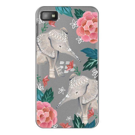 Blackberry Z10 Cases - Animal Soul - Elephant
