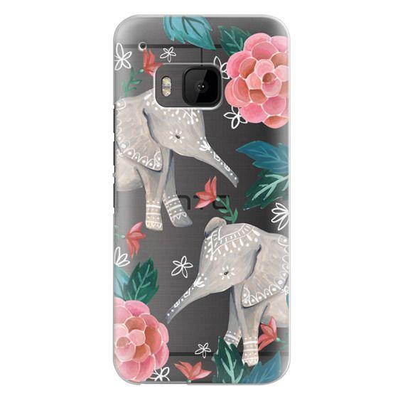 Htc One M9 Cases - Animal Soul - Elephant