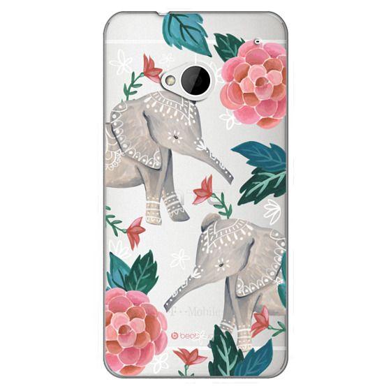 Htc One Cases - Animal Soul - Elephant